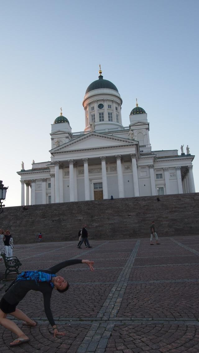 Senate Square, Helsinki