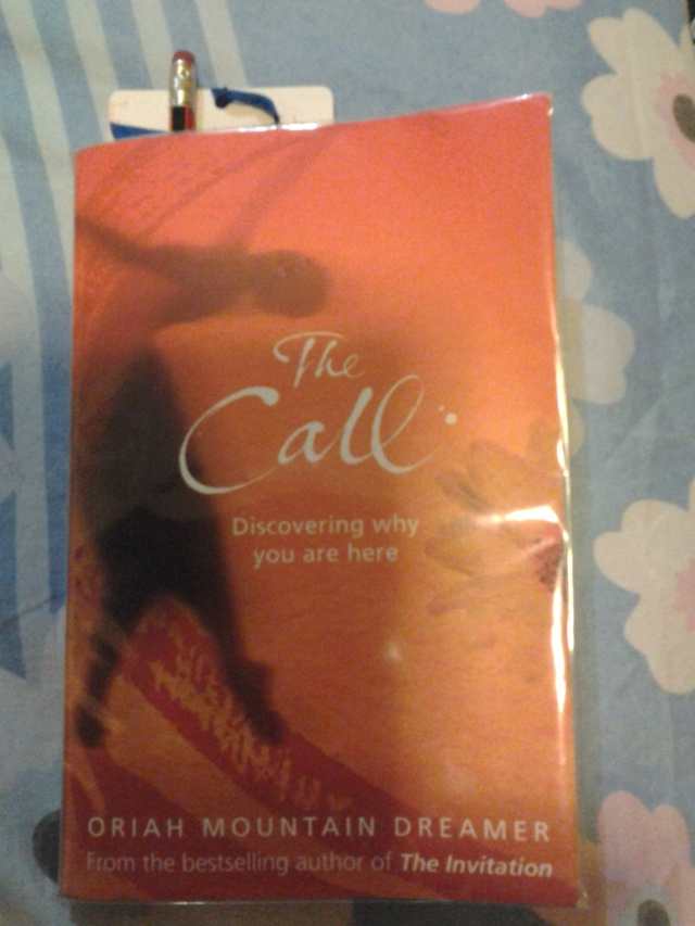 the call discovering why you are here